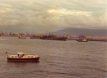 USS Belnap coming into Naples