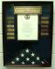 DDG-5 Decommissioning U.S. Flag